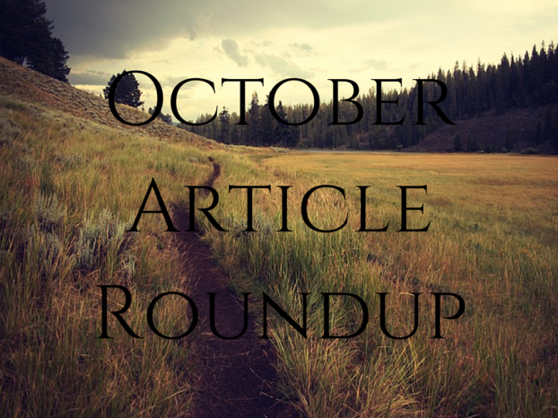 October Article Roundup
