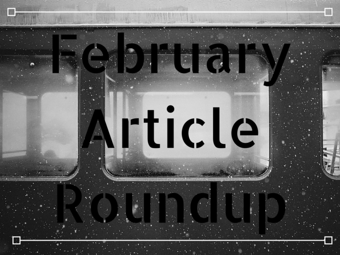 February Article Roundup