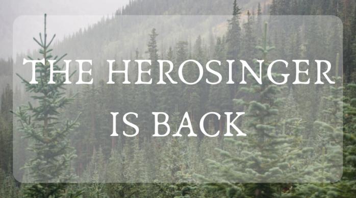 The Herosinger is Back